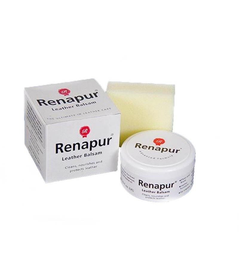 Renapur Läderbalsam box 50ml & 125ml